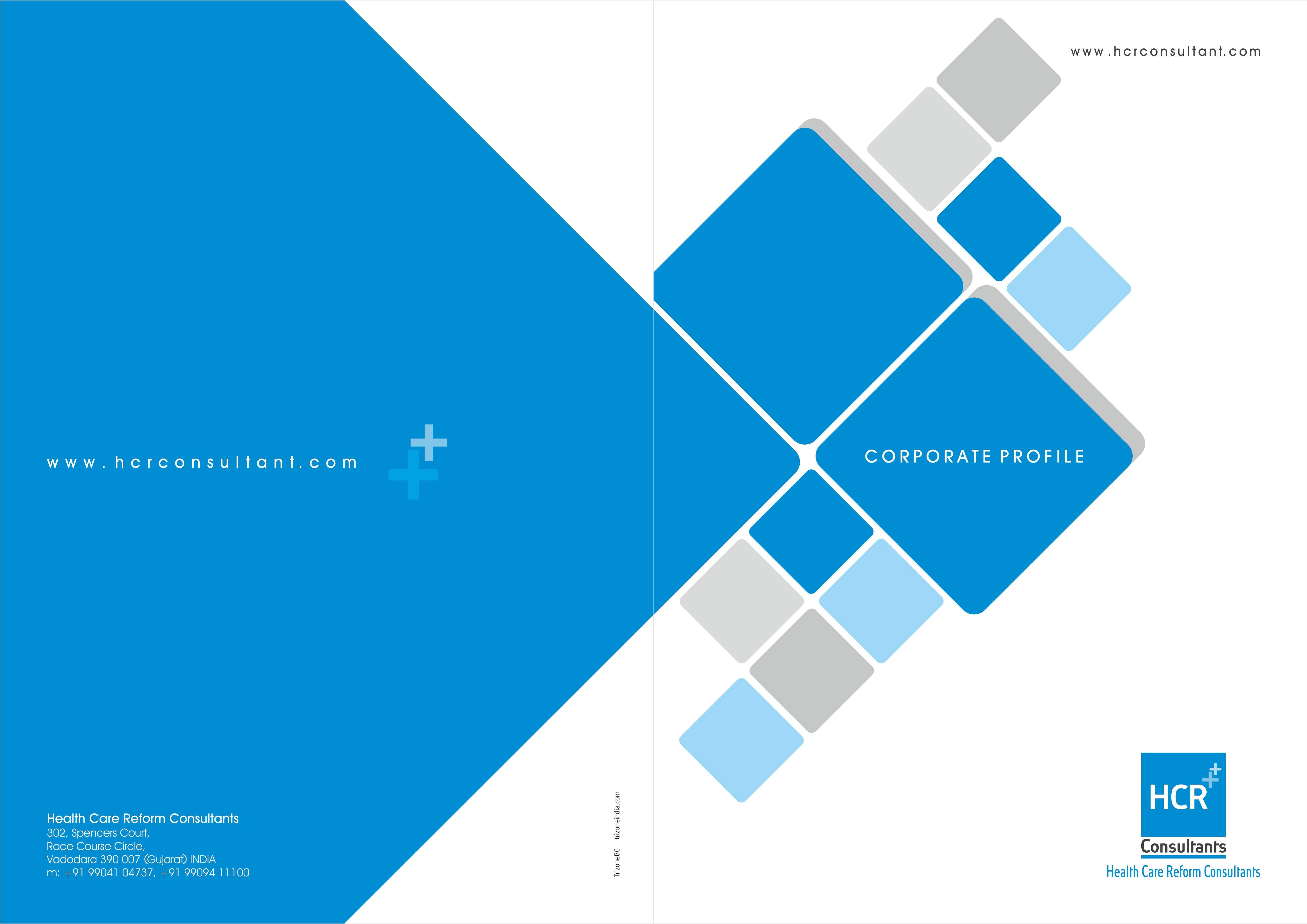Hospital branding akhil dave for Design consultancy company profile
